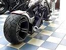 "Custombike ""Dragster"" mit RS-R Framekit. von Thunderbike."
