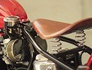 "Custombike ""The Moulin Rouge"" von Deus Customs - genialer Old School Umbau, super Video"