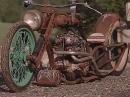 Custombike Yamaha Ratbike Chopper - genialer Umbau