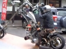 Da isser - der Super Chopper: Yamaha XV250S Virago - alles andre ist Pillepalle