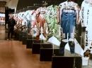 """Dainese Museum (DAR) - hier """"hängt"""" alles was Rang und Namen hat"""