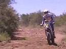 Dakar 2010 - Etappe 1 - Der groβe Bluff von Casteu, Roma mit Double in Cordoba