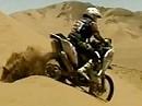 Dakar 2010 - Magazin: Die Deutsche Christina Meier startet bei der Dakar auf Yamaha.