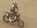 Dakar 2012 14. Etappe. Pisco - Lima Zusammenfassung deutsch