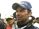 Dakar 2012 Interview Gesamtsieger Cyril Despres
