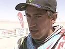 Dakar 2012 Joan Barreda Bort Interview Sieger 10. Etappe Argentinien Chile Peru