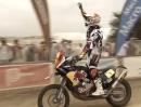 Dakar 2013, Etappe 14: Cyril Despres feiert Dakar-Sieg Highlights