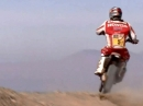Dakar 2015, Etappe 9: Iquique - Calama / Goncalves vs. Coma