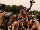 Dakar 2015, letzte Etappe 13: Rosario - Buenos Aires - Coma gewinnt die Dakar 15