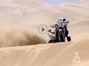Dakar 2018 Etappe 1: Lima - Pisco. Sunderland gewinnt erste Motorrad-Etappe