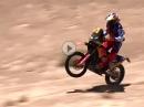 Dakar 2018 Etappe 10: Salta, Belen - Van Beveren gibt verletzt auf - Walkner führt