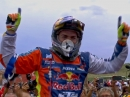 Dakar 2018 Etappe 14: Cordoba, Cordoba - KTM-Pilot Matthias Walkner gewinnt Dakar