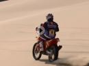 Dakar 2018 Etappe 3: Pisco, San Juan de Marcona. Etappensieg für Sunderland, Barreda auf Abwegen