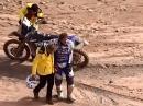 Dakar 2018 Etappe 8: Uyuni, Tupiza Meo Schnellster, Barreda beißt sich durch, verliert aber Zeit
