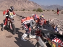 Dakar 2021, Neom > Neom, Etappe 8, Highlights Motorräder - Ignacio Cornejo Tagessieg