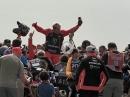 Dakar 2021, Yanbu > Jeddah, Etappe 12, Highlights, Kevin Benavides (Honda) gewinnt die Dakar 2021