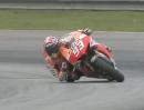 Dani Pedrosa / Marc Marquez MotoGP-Test Sepang 2013