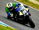 Dani Ribalta onboard Oschersleben freies Training Team BK Maco Racing