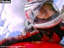 Daniela Weingartner Hockenheim onboard mit abgefangenem Highsider