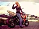 Daniela Weingartner Most Compilation & Start Crash | Rollei Actioncam
