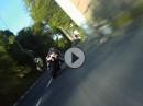 Killer Modus! Ian Hutchinson (Hutchy) onboard TT 2016. DAS geht nicht!