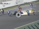 DAS ist Rennsport: Crash Zielgerade - Never give up! - Geil!!!
