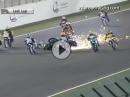 DAS ist Rennsport: Crash Zielgerade - Never give up! - Geil!!!