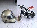 Das kleinste Elektromotorrad der Welt - Moosshiqk