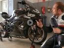 Das perfekte Rennstreckenmotorrad? Stefan Nebel Suzuki GSX-R 1000 by AsphaltSüchtig