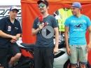 Das T-Challenge Spitzenduo: Ole Bartschat und Tim Holtz