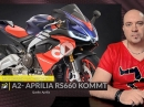 Dashcam-Besitzer bekommen Versicherungsrababtt, A2 Aprilia RS660 kommt - Motorrad Nachrichten