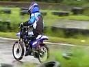 David, 6 Jahre in Sulgen Yamaha PW50