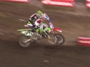 Daytona 450SX Highlights 2017 Monster Energy Supercross - Eli Tomac Battle mit Jeremy Martin
