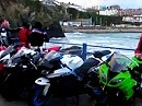 Daytona 675 v Kawasaki ZX-6R v Yamaha R6 v GSX-R600 v CBR600RR