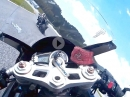 Daytona 675 vs. GSX-R1000 Red Bull Ring beim 1000PS-Training