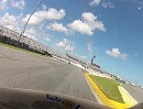 Daytona International Speedway onboard Jake Gagne