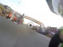 Dean Harrison, TT2018 onboard Quali Kawasaki. Schnitt: 202,45 km/h