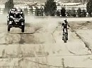 Deegan vs. Deegan / Car vs. Motorbike by Maxxis Tires - cool and crazy