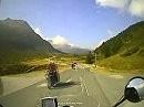 Defereggental Auffahrt Staller Sattel (A) Ostrampe mit BMW R 1200 GS