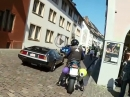 DeLorean Wedding Ride Biker Korso | Freiburg i. Br. - Denzlingen