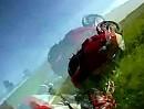 Den eigenen Highsider gefilmt - Honda CBR 600 RR