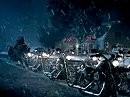 Der Weihnachtsmann kommt mit einer Harley, Rentiere sind out
