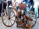 Der Reitwagen - das erste Motorrad - eine funktionsfähige Replik