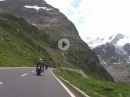 Sustenpass - 45 km Kurvenvergnügen