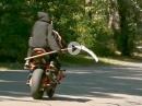 """""""Der Tod (Sensemann) fährt mit...!"""" Sehr cool gemachtes Video :-)"""