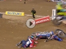 Detroit - 250SX Highlights Mons­ter En­er­gy Su­per­cross 2016