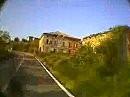 Die Cisa unterwegs auf der Via Francigena, Italien