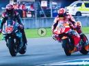 Die geilsten Szenen 2019 - MotoGP Jahresrückblick 2019 - geht steil