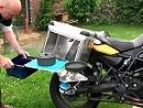 Die Küche für Motorradfahrer auf Touren - nie mehr kalt essen