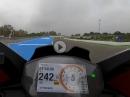 Brutal: Die neue Ducati Panigale V2 onboard Jerez 1:48.00